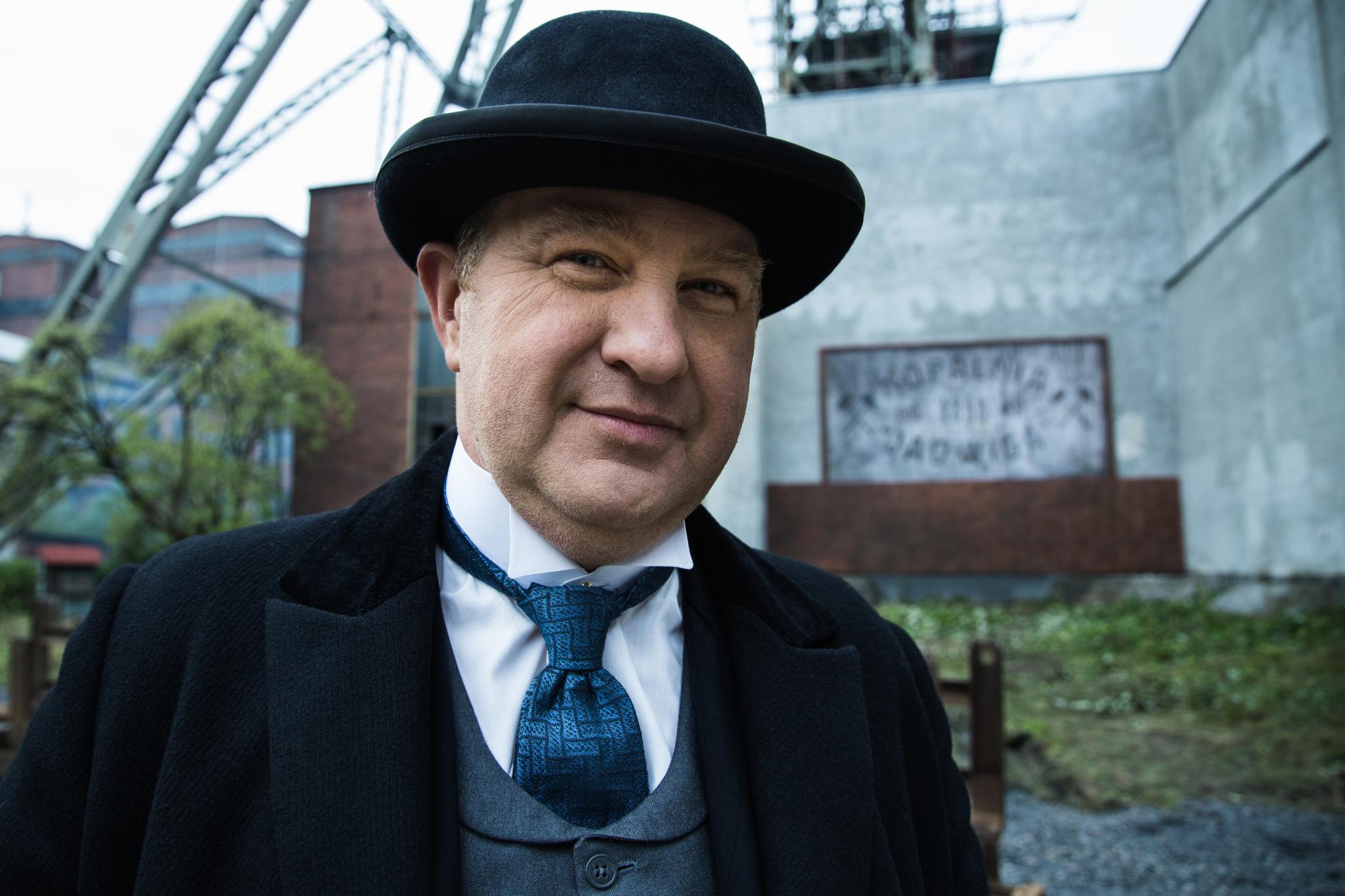 Artur Janusiak - Dyrektor Marcinkowski